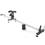 CAMTREE 6ft Motorized Video E-Slider (SE6-6016) with Manual Crank & Level Feet