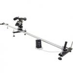 CAMTREE 6ft Motorized Video E-Slider (SE6-6016) with Manual Crank & Level Feet