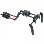 FILMCITY DSLR SHOULDER RIG - FREE MB-77 Matte Box (FC-10)