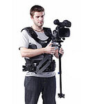 Wondlan Single-Arm Steadycam single-Arm +Vest+ Ministeadycam รองรับน้ำหนักได้ 3 Kg.