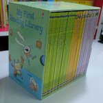 sbo The Usborne My first reading library Box set ปกอ่อน 50 เล่ม