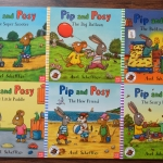 Pip and Posy Collection - 6 Books (Collection)