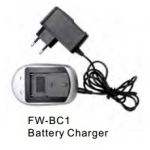 Batteries, Chargers, On-Camera Light Accessries, Cases & Bags FW-BC1