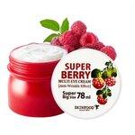พร้อมส่ง Skinfood Super Berry Multi Eye Cream (Anti-Wrinkle Effect) 78ml. ครีมบำรุงผิวรอบดวงตา ผสมสารสกัดจาก Blackberry ช่วยยกกระชับลดริ้วรอยได้ทั่วใบหน้า