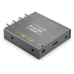 Blackmagic Design Mini Converter Quad SDI to HDMI 4K