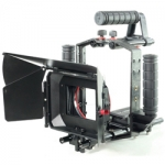 Filmcity Video Camera Cage with Matte Box (FC-65-N)