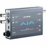 AJA HI53D HD-SDI Multiplexer To HDMI 1.4a and SDI Vid/Aud Mini-Converter