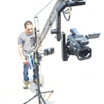 PROAIM™ 14ft. Jib Arm with Jib Stand Supporting Cameras weighing upto 6.8 kg / 15 lbs (P-14-JS)