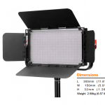 Portable LED Light GK-60B