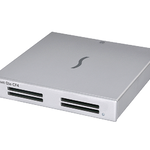 Qio CF4 Media Reader Thunderbolt