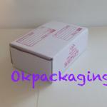 กล่องไปรษณีย์แบบไดคัท 0