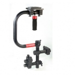 U-Flycam Handheld Stabilizer Supporting Cameras weighing upto 1.5kg/3.3lbs