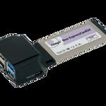 Tempo Duo ExpressCard/34 (6GB/s eSATA + USB 3.0)