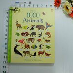 sbo Usborne _1000 Animals