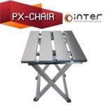เก้าอี้อลูมิเนียมพับเก็บได้ รุ่น PX-CHAIR