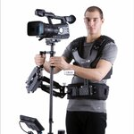 Wondlan Leopard III Dual-Arm Steadycam