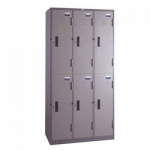 ตู้ล็อกเกอร์ 6 ประตู LK-006