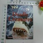 sbo 100 Facts : Deadly Creatures