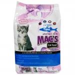 Mac's อาหารแมวแบบเม็ด รสปลาทูน่า