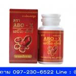 เอบีโอ-เอ็กซ์ (ABO-X) สมุนไพรดีท็อกซ์เลือด
