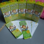 sbo Brain quest My First Age 2-3 Year