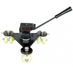 CAMTREE Moover Camera Dolly (MD-1) with Fluid Head