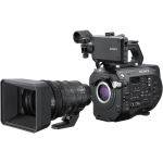Sony PXW-FS7M2 4K XDCAM Super 35 Camcorder Kit with 18-110mm Zoom Lens ใหม่ล่าสุด