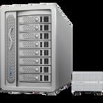 Fusion DX800RAID (Thunderbolt 2 Edition) (32TB)
