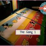 ที่นอนในรถ ลาย The Gang 1