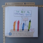 The Day the Crayons Quit (Crayons) by Drew Daywalt, Oliver Jeffers