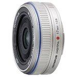 Olympus EW-M1728 17mm F2.8 Prime Camera Lens