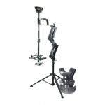 Flycam 7500 Carbon Fiber Stabilizer with Steadycam Arm Vest Supporting Cameras upto 1-15kgs/2lbs-33lbs