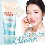 พร้อมส่ง Etude House Baking Powder BB Deep Cleansing Foam โฟมล้างหน้าขจัดคราบเครื่องสำอางได้อย่างสะอาดหมดจด (7,500 won)
