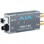 AJA FiDO-T-SC SDI/Optical Fiber Mini-Converter
