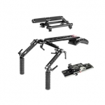 CAMTREE HUNT Dovetail Shoulder Mount Rig With Top Handle & Base Plate For Red One Camera - ARRi Standard (CH-DSM-RO)