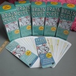 sbo Brain quest For Threes Age 3-4 Year
