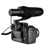 Directional Condenser Shotgun Video Microphone