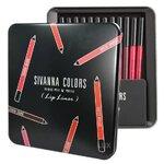 Sivanna Drawing Lip Pen Kit 1กล่อง บรรจุ12สี