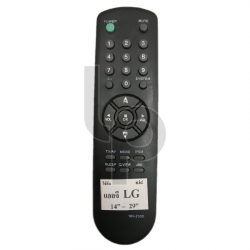 รีโมททีวี ยี่ห้อ LG รุ่น 105-230D
