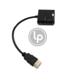 แจ็คแปลง VGA-HDMI