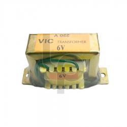 หม้อแปลง 220-6V 500mA