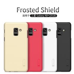 เคส NILLKIN Super Frosted Shield Galaxy A8+ / A8 Plus 2018