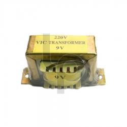 หม้อแปลง 220-9V 500mA
