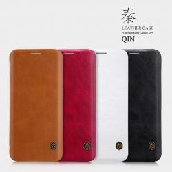 เคสฝาพับ NILLKIN Qin Leather Case Galaxy S9+ / S9 Plus