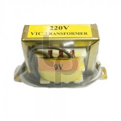 หม้อแปลง 220-9V 200mA
