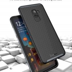 เคสกันกระแทก iPAKY ToBeOne Series (Ver.1) Galaxy A8 2018
