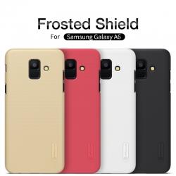 เคส NILLKIN Super Frosted Shield Galaxy A6 2018 แถมฟิล์มติดหน้าจอ