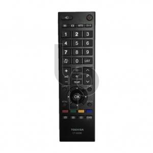 รีโมท TV LCD/LED ยี่ห้อ Toshibaรุ่น CT-90336