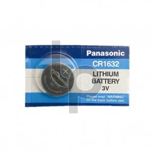 ถ่านกระดุม CR1632 ยี่ห้อ Panasonic