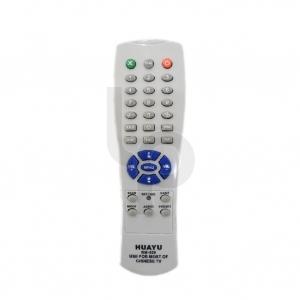 รีโมททีวีจีนรวมรุ่น RM-909